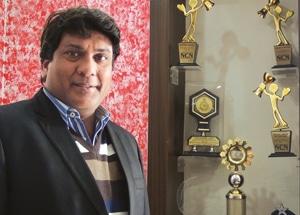 Awards won by Narendra Bansal